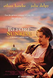Before Sunrise (1995) Poster - Movie Forum, Cast, Reviews