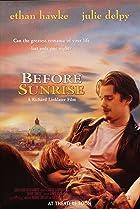 Before Sunrise (1995) Poster