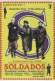 Soldados Poster