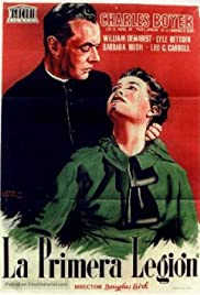 The First Legion (1951) Poster - Movie Forum, Cast, Reviews