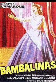 Bambalinas Poster