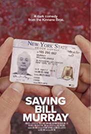 Saving Bill Murray Poster