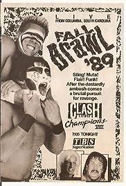 Clash of the Champions VIII: Fall Brawl 89 Poster
