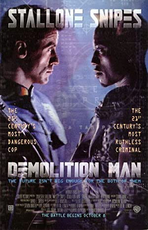 El Demoledor (Demolition Man) (1993) Online