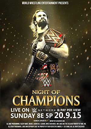 WWE Night Of Champions (2015)  Download on Vidmate