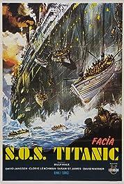 S.O.S. Titanic poster