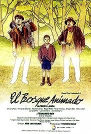 El bosque animado(1987) Poster - Movie Forum, Cast, Reviews
