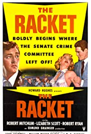 The Racket (1951) Poster - Movie Forum, Cast, Reviews
