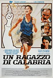 Un ragazzo di Calabria Poster