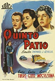 Quinto patio Poster