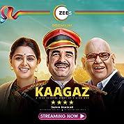 Kaagaz (2021) poster