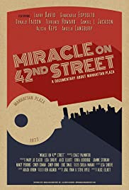 Miracle on 42nd Street Poster