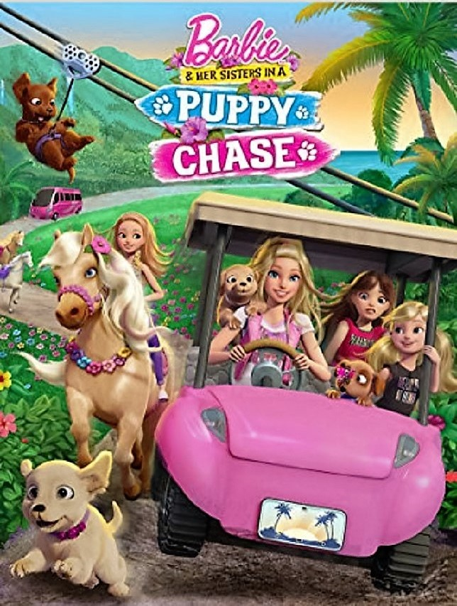 image Barbie & Her Sisters in a Puppy Chase (2016) (V) Watch Full Movie Free Online