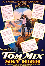 Sky High (1922) Poster - Movie Forum, Cast, Reviews