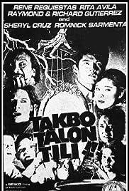 Takbo... Talon... Tili!!! Poster