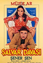 Salvar Davasi Poster