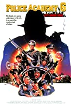 Primary image for Police Academy 6: City Under Siege