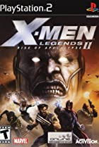 Image of X-Men Legends II: Rise of Apocalypse