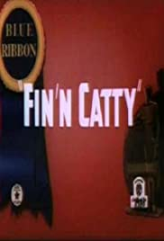 Fin n' Catty Poster