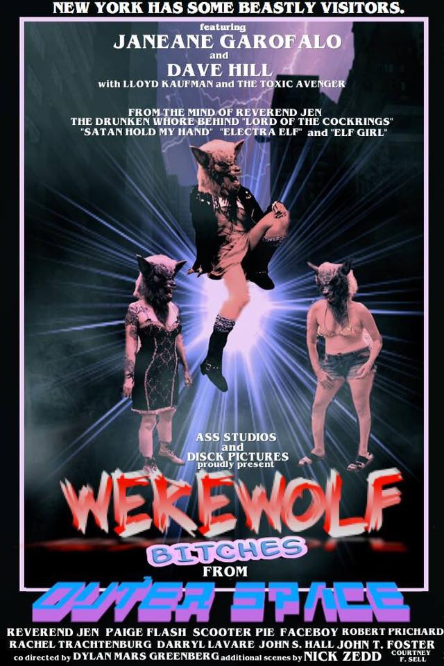 image Werewolf Bitches from Outer Space Watch Full Movie Free Online