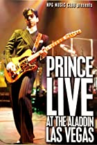 Image of Prince Live at the Aladdin Las Vegas