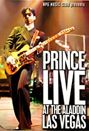 Prince Live at the Aladdin Las Vegas (2003) Poster - Movie Forum, Cast, Reviews