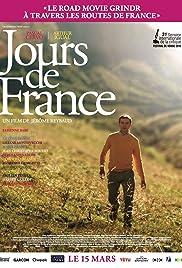 Jours de France Poster