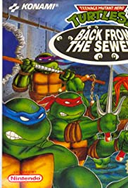 Teenage Mutant Ninja Turtles II: Back from the Sewers Poster