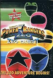 Power Rangers Zeo: Zeo Quest Poster