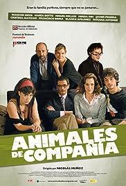 Animales de compañía Poster