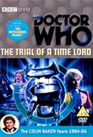 The Trial of a Time Lord: Part Two Poster