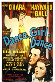Dance, Girl, Dance (1940) Poster - Movie Forum, Cast, Reviews