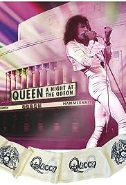 Queen: The Legendary 1975 Concert Poster