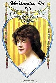 The Valentine Girl Poster