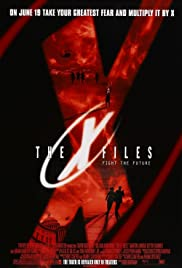 The X Files (1998) Poster - Movie Forum, Cast, Reviews