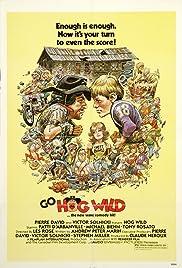 Hog Wild(1980) Poster - Movie Forum, Cast, Reviews