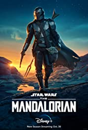 The Mandalorian - Season 2 (2020) poster
