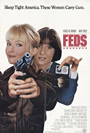 Feds (1988) Poster - Movie Forum, Cast, Reviews