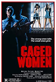 Caged Women (1982) Poster - Movie Forum, Cast, Reviews