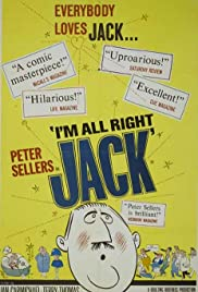 I'm All Right Jack(1959) Poster - Movie Forum, Cast, Reviews