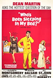 Who's Been Sleeping in My Bed? (1963) Poster - Movie Forum, Cast, Reviews