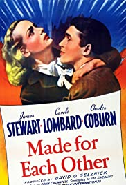 Made for Each Other (1939) Poster - Movie Forum, Cast, Reviews