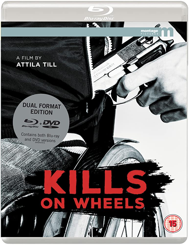 Kills on Wheels 2016 HUNGARIAN 1080p BRRip x264 AAC - Hon3y