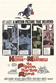 The Pigeon That Took Rome (1962) Poster - Movie Forum, Cast, Reviews