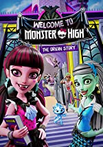 Monster High Welcome to Monster High(2016)