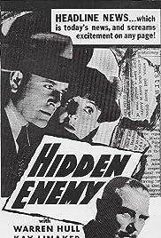 Hidden Enemy Poster