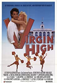 Virgin High(1991) Poster - Movie Forum, Cast, Reviews