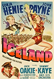 Iceland (1942) Poster - Movie Forum, Cast, Reviews