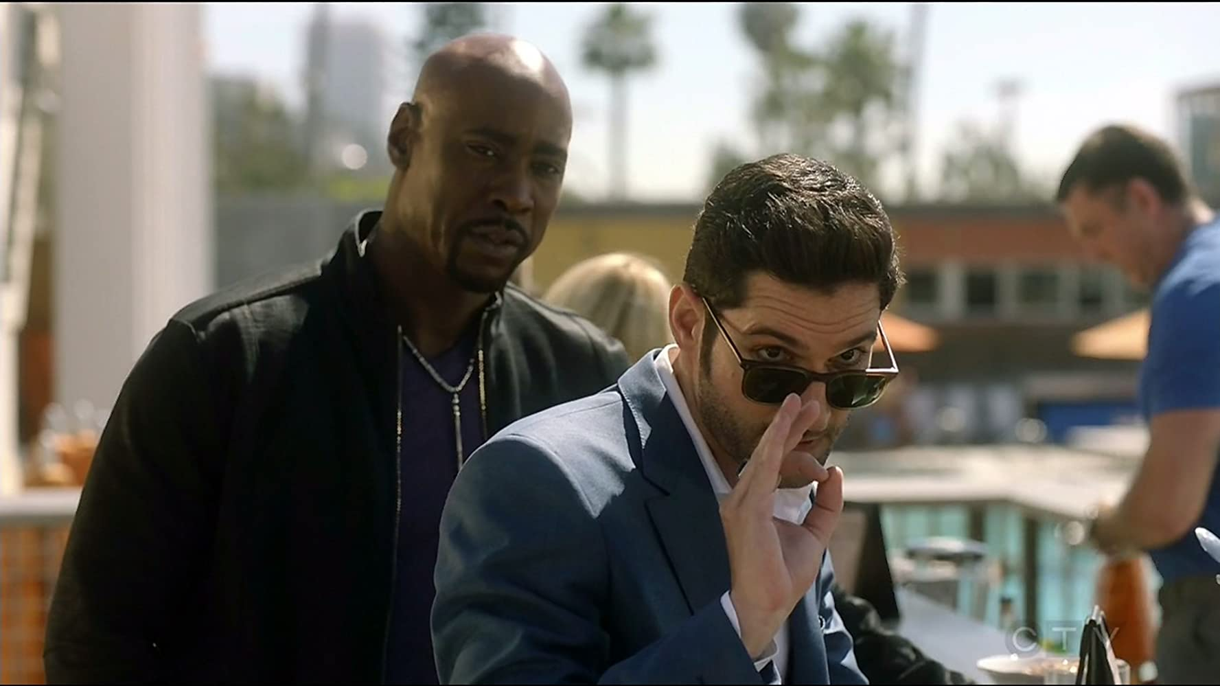 Lucifer S02E17 – Sympathy for the Goddess