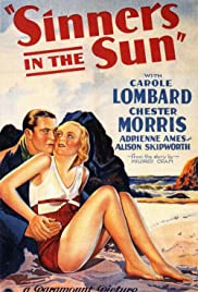 Sinners in the Sun Poster